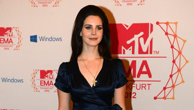 This year, Lana Del Rey's songs landed on the Billboard Hot 100 along with singles from Frank Ocean and A$AP Rocky.