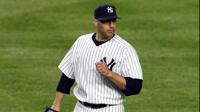 Andy Pettitte went 5-4 with a 2.87 ERA in 12 starts last season with the Yankees.