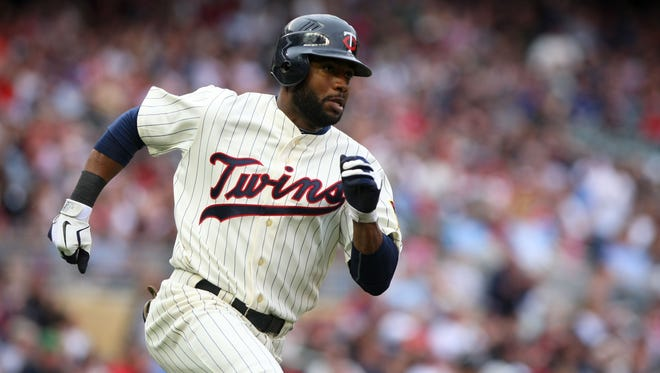 Denard Span is a career .284 hitter with 23 home runs, 230 RBI.