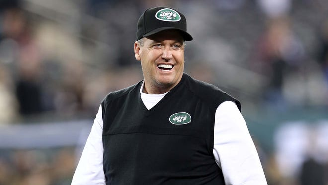 Jets coach Rex Ryan had a word with Bart Scott about his not-so-kind-words about the fans.