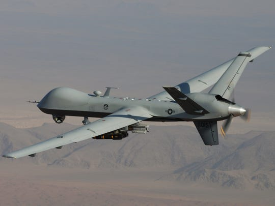 Drones change 'Top Gun' culture of Air Force