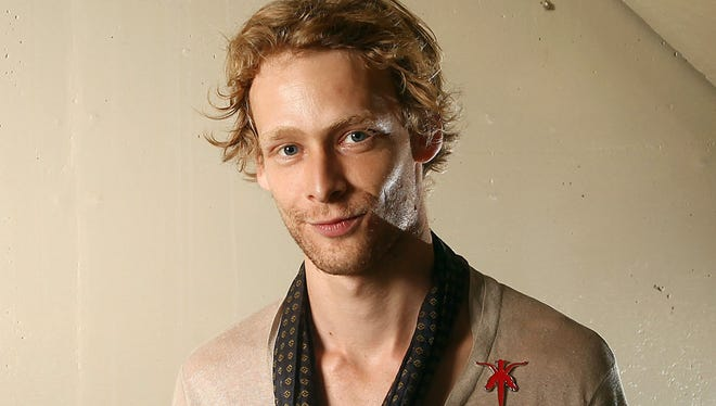 Actor Johnny Lewis poses for a portrait during the 2011 Toronto International Film Festival.