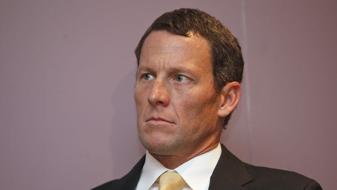 Lance Armstrong met with USADA officials in December to discuss a public confession.