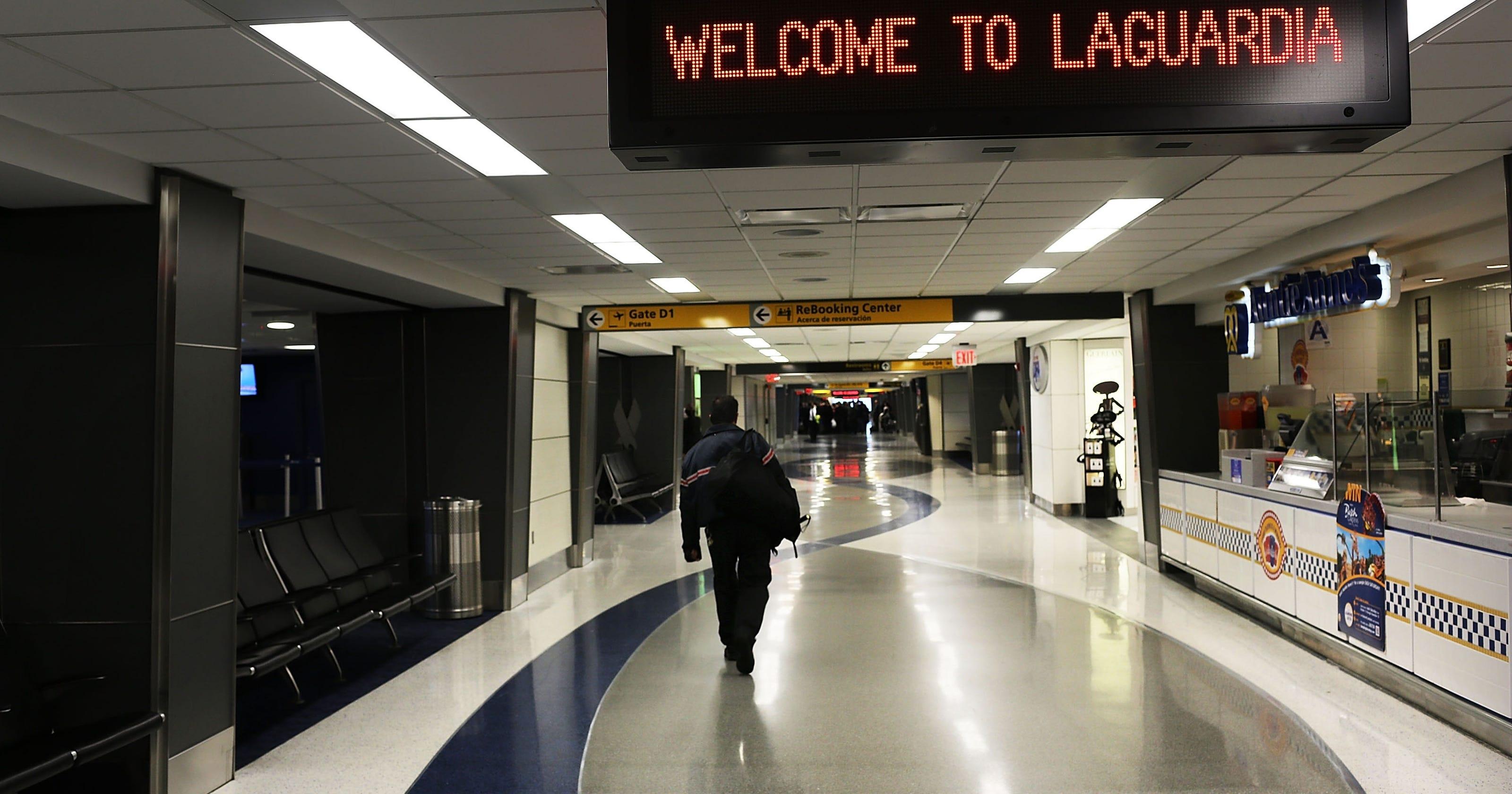 New York Laguardia Airport Guide