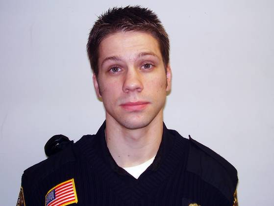 Police officer Tom Decker was shot twice and died on Nov. 29