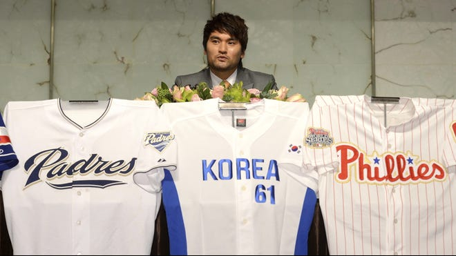 Chan Ho Park  holds the MLB record for most wins by an Asian pitcher, going 124-98 with a 4.36 ERA.