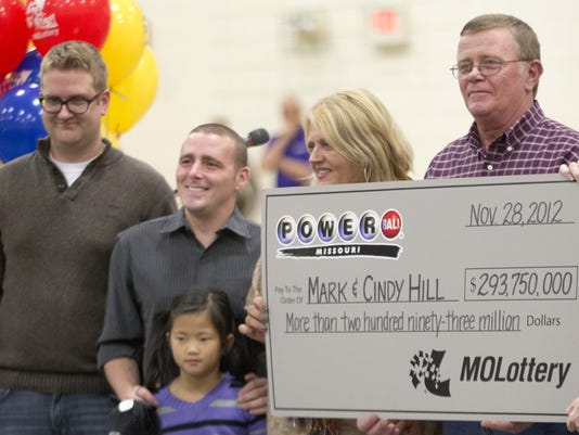 powerball winners hill