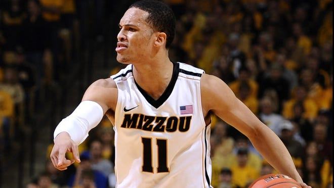 Michael Dixon averaged 13.5 points as reserve last season and was projected to be a starter in 2012-13 for Missouri.
