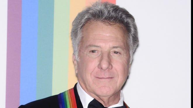 Academy Award winner Dustin Hoffman was among Sunday's Kennedy Center Honorees.