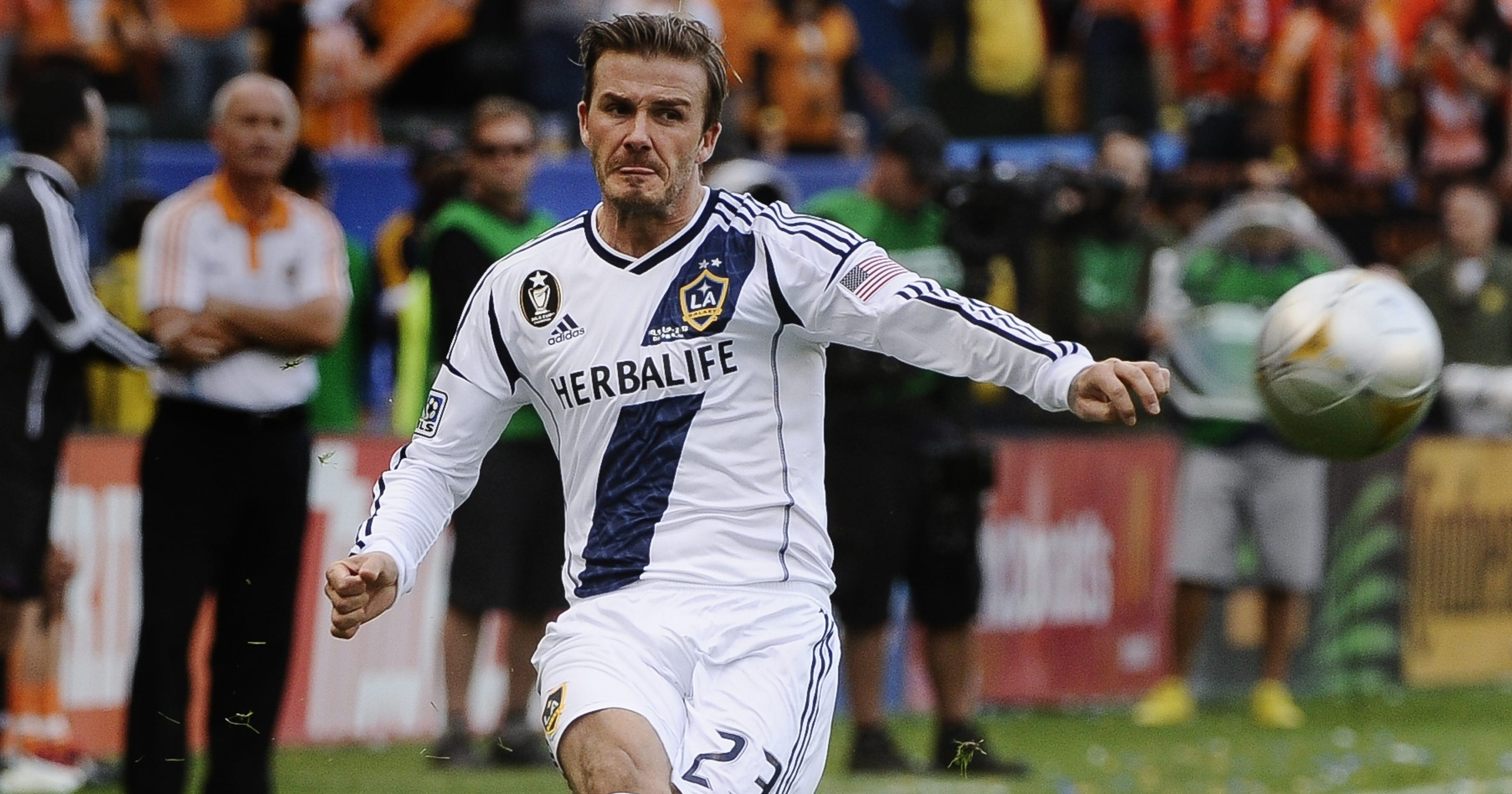 cheap for discount 7036e be79b David Beckham: He came, he sold, he conquered the USA