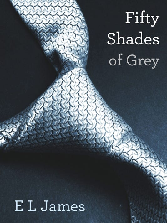 'Fifty Shades of Grey' by E L James