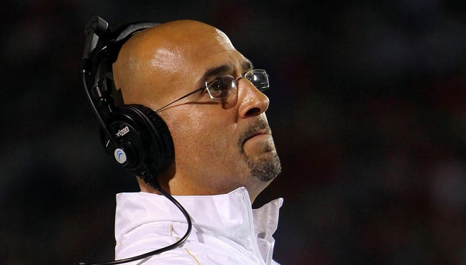 James Franklin led Vanderbilt to an 8-4 record in his second season.