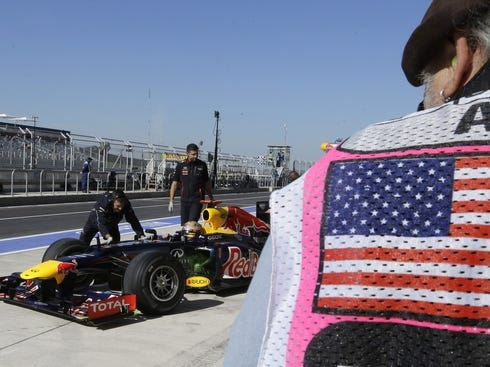 Auto Racing Louisiana on Formula One Has Made Room For Another European Event To Fill The Slot