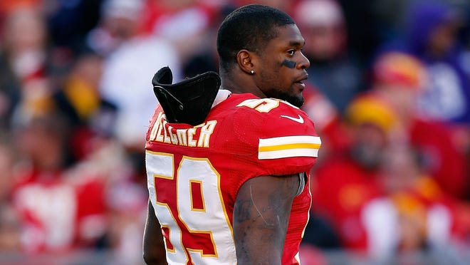 Jovan Belcher killed his girlfriend, Kasandra Perkins, before fatally shooting himself in front of the the Chiefs' facility last week. The 911 audio released Tuesday night paints a chilling picture of the tragic events.