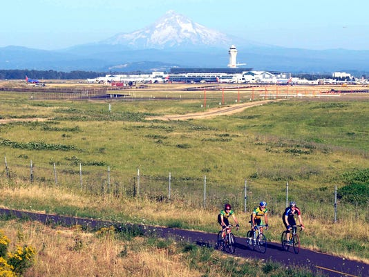 Portland Oregon airport
