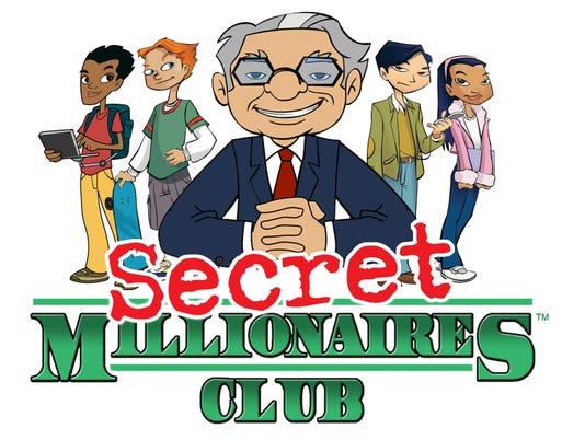 secret millionaires club buffett