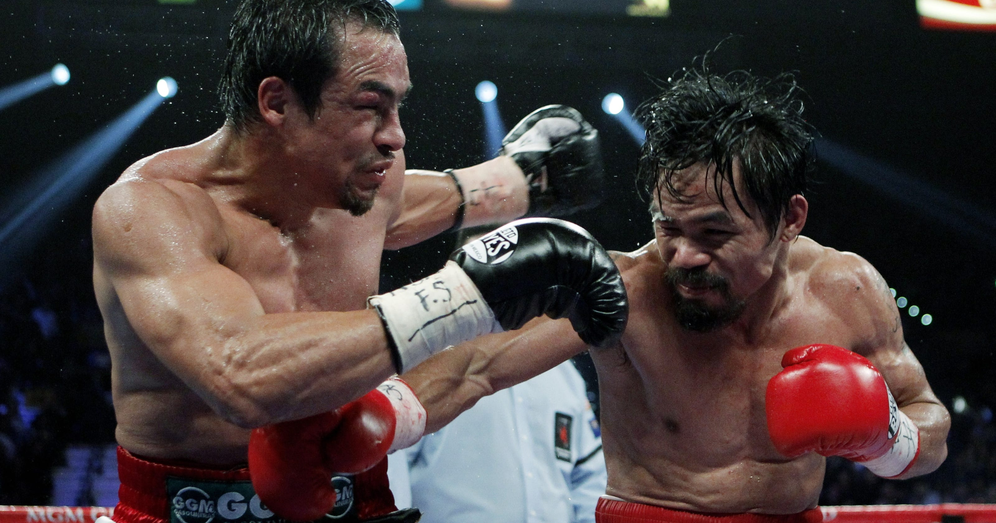 at what time does pacquiao vs marquez start