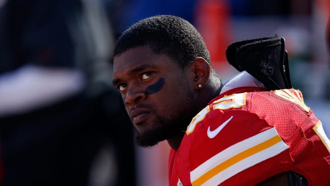 Jovan Belcher shot and killed his girlfriend Dec. 1 and later the same day committed suicide.