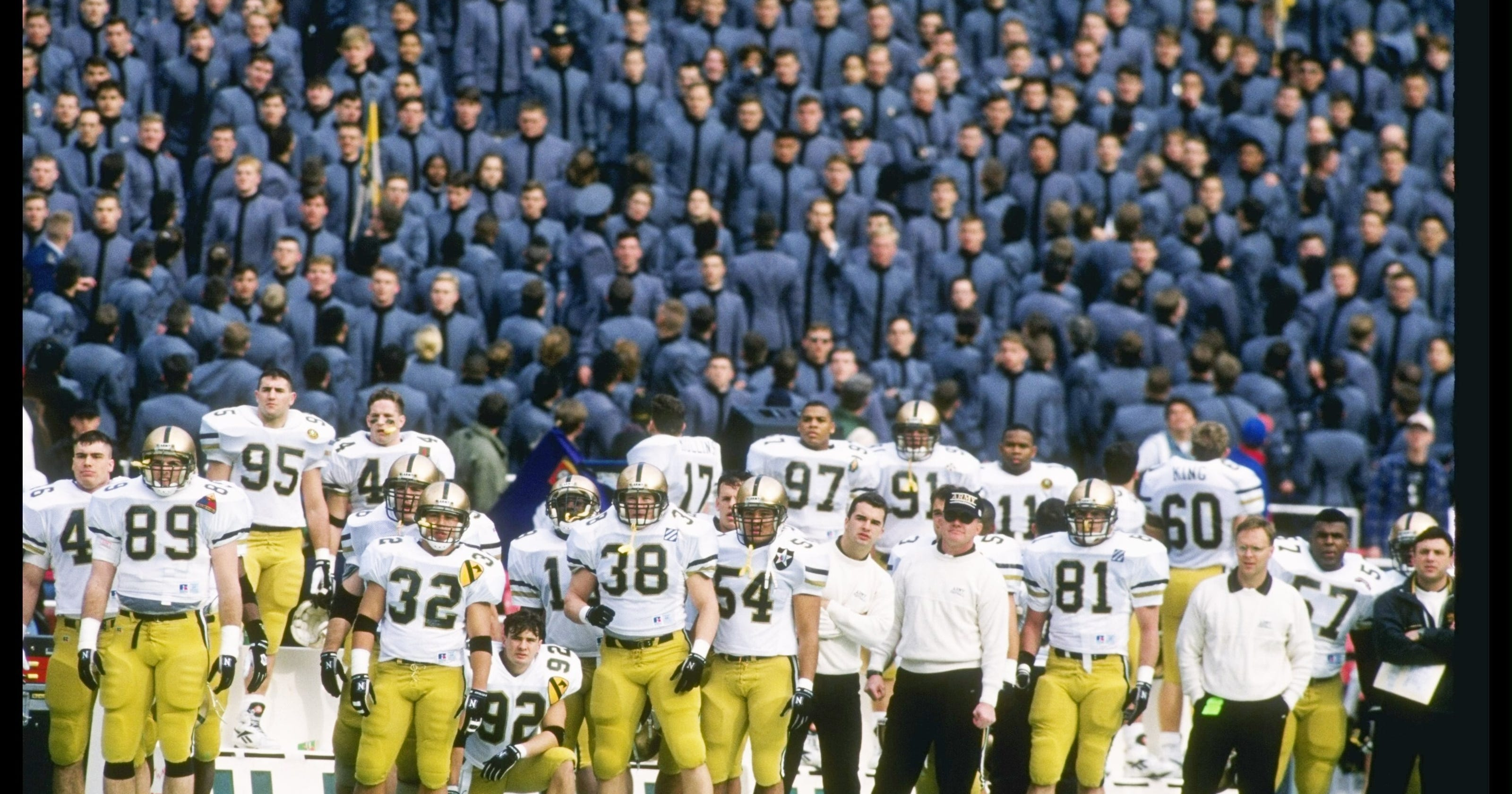 5f2786cb0 Army-Navy rivalry needs balance but remains unmatched