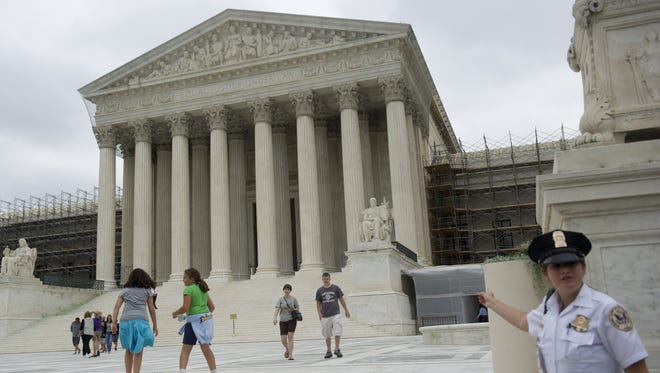 The Supreme Court Friday afternoon announced it would hear challenges to California's Proposition 8 ban on same-sex marriage and the federal Defense of Marriage Act,