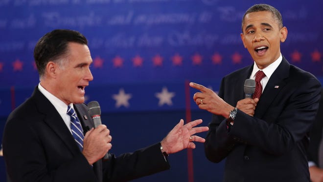 Mitt Romney and President Obama raised more than $2 billion during the presidential campaign, records show.