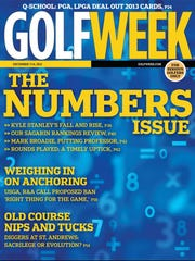 2012-12-7 golfweek cover