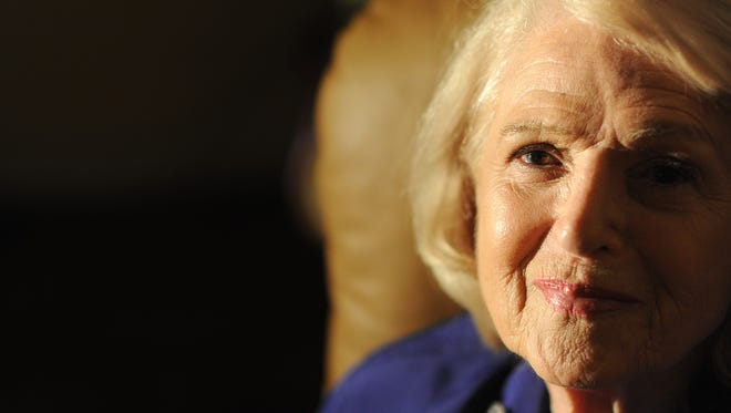 Edie Windsor is the 83-year-old lesbian widow of Thea Spyer.