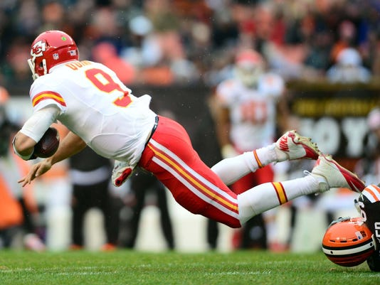 new styles 2652c 7667c After fast start, Chiefs routed by Browns 30-7