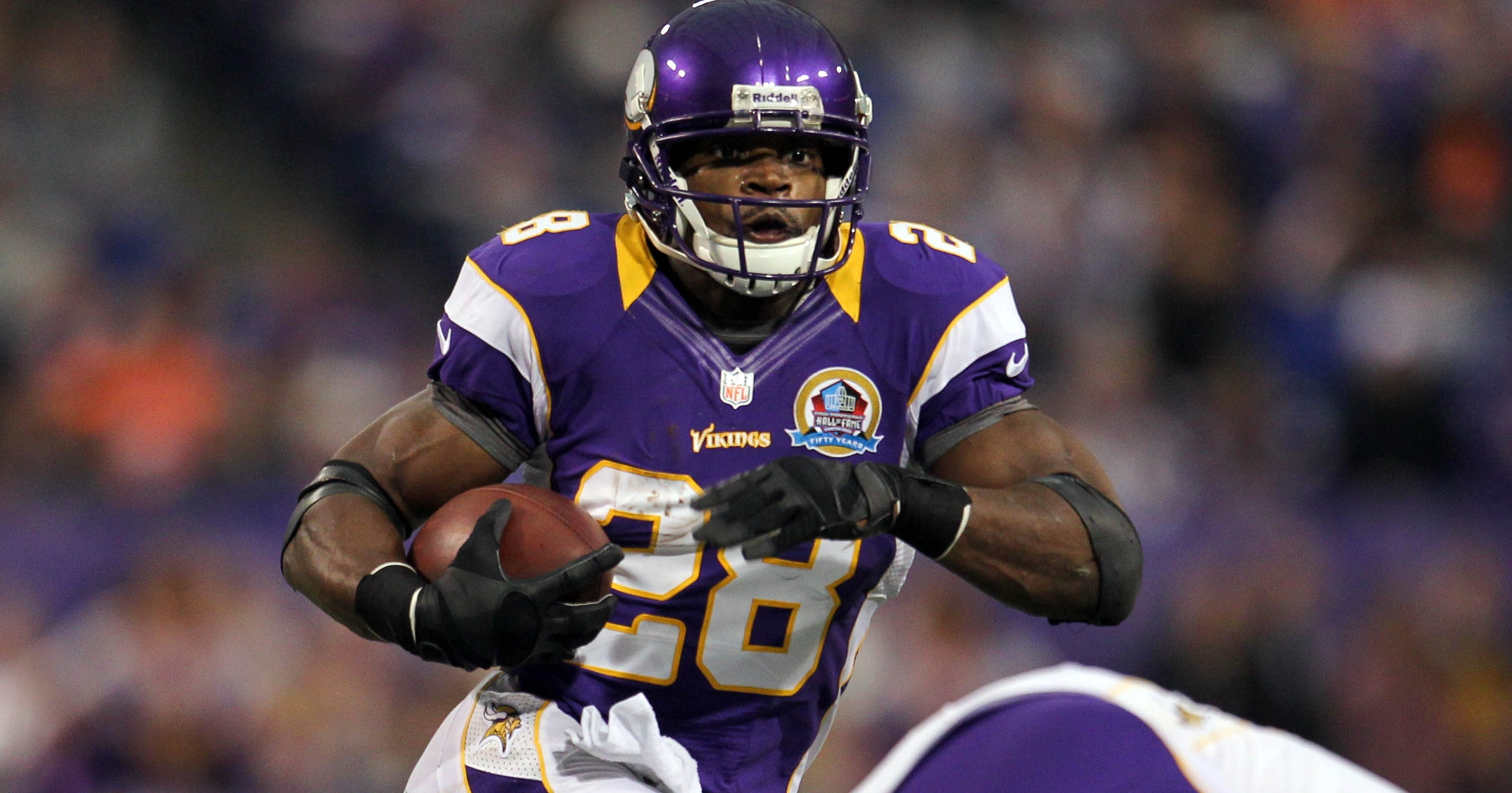 482395c5d Adrian Peterson streamrolls Bears as Vikings win 21-14