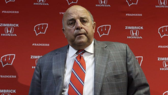 Barry Alvarez, now the Wisconsin athletics director, was 3-0 in Rose Bowls as the Badgers coach before he left the job after  the 2005 season.