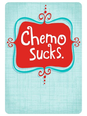 Large and small companies are seeing a growing market for condition-specific greeting cards showing support.