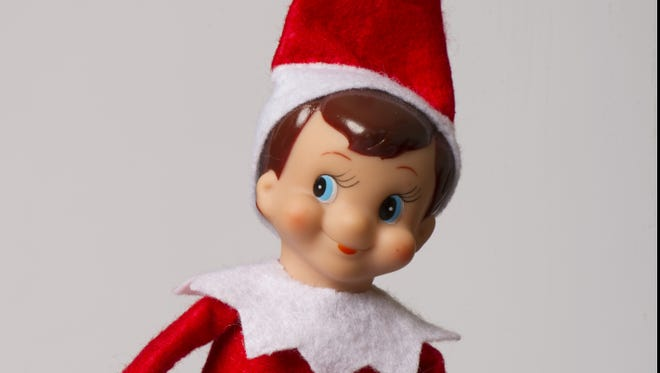 The Elf on the Shelf has become a holiday staple.