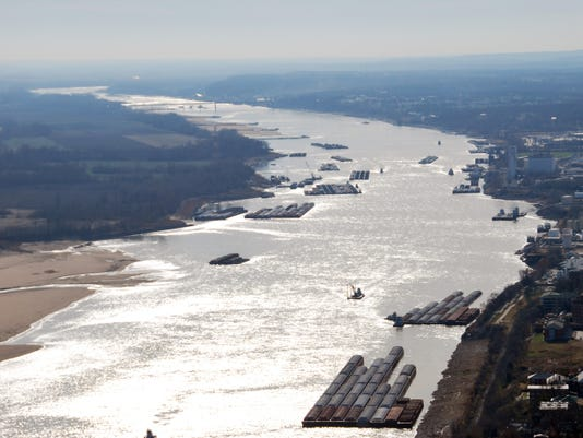 mississippi river level still expected to drop