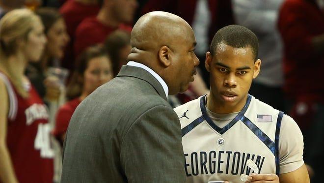 Georgetown (Big East since 1979): 1985 National champs, five Final Four appearances in NCAAs, won Big East Tournament seven times, won regular-season title seven times.