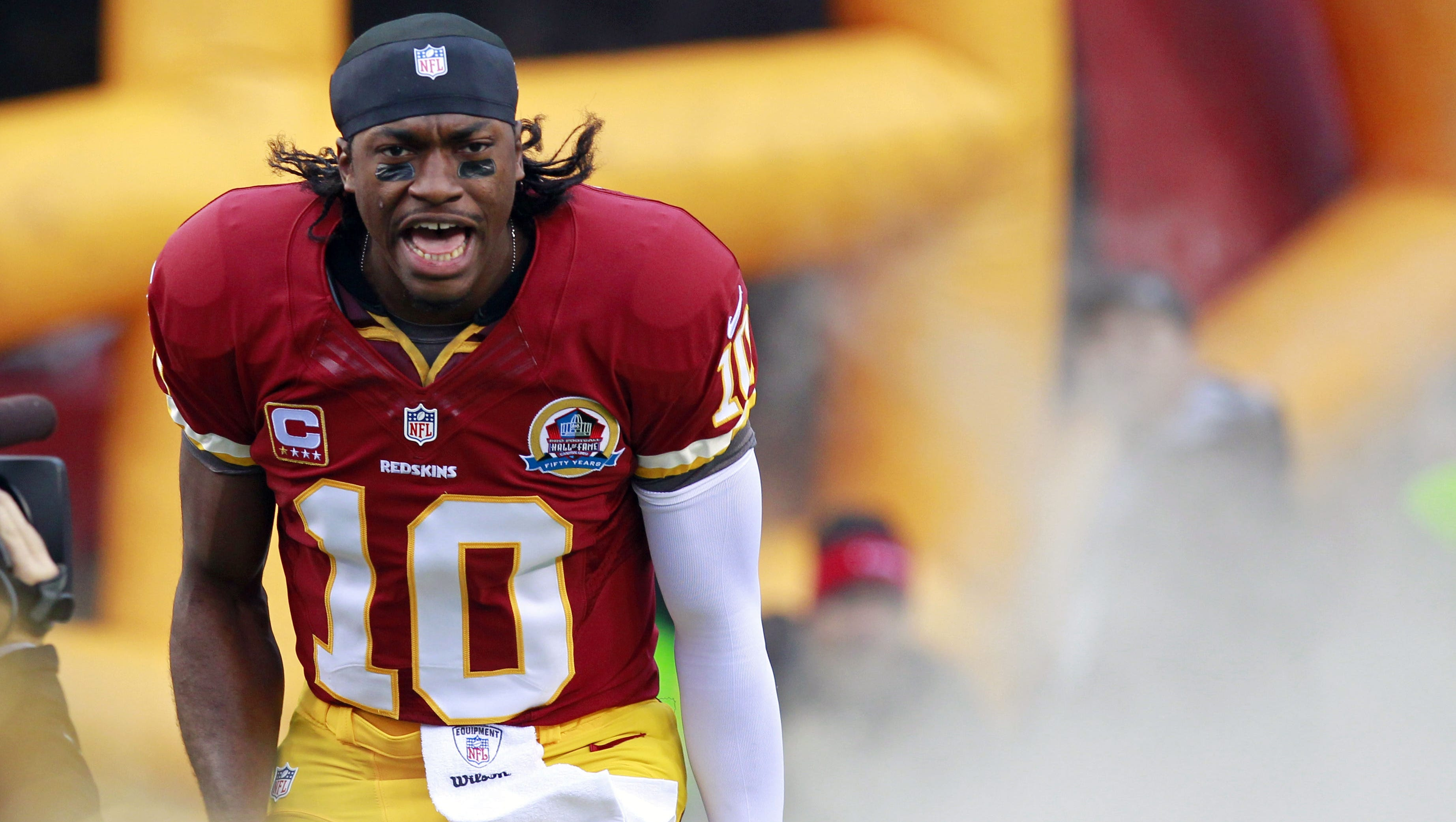 Robert Griffin III's dad responds to Rob Parker