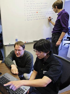 Aspiritech in Highland Park, Ill., hires only people with autism disorders at the nonprofit enterprise that specializes in finding software bugs.