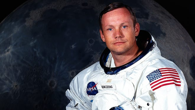 Astronaut Neil Armstrong, who became the first man to walk on the moon in 1969, died Aug. 25.