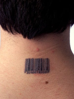 In the early 2000s, even bar code tattoos became popular.