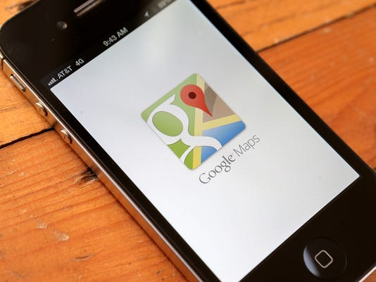 google maps app1
