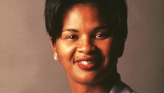 DATE TAKEN: rec'd. 7/97--- WNBA Director of Personnel Play Renee Brown ORG XMIT: UT49357