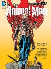 Animal Man cover