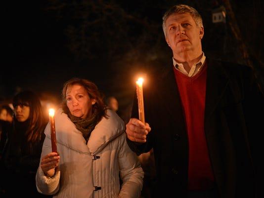 Newtown vigil