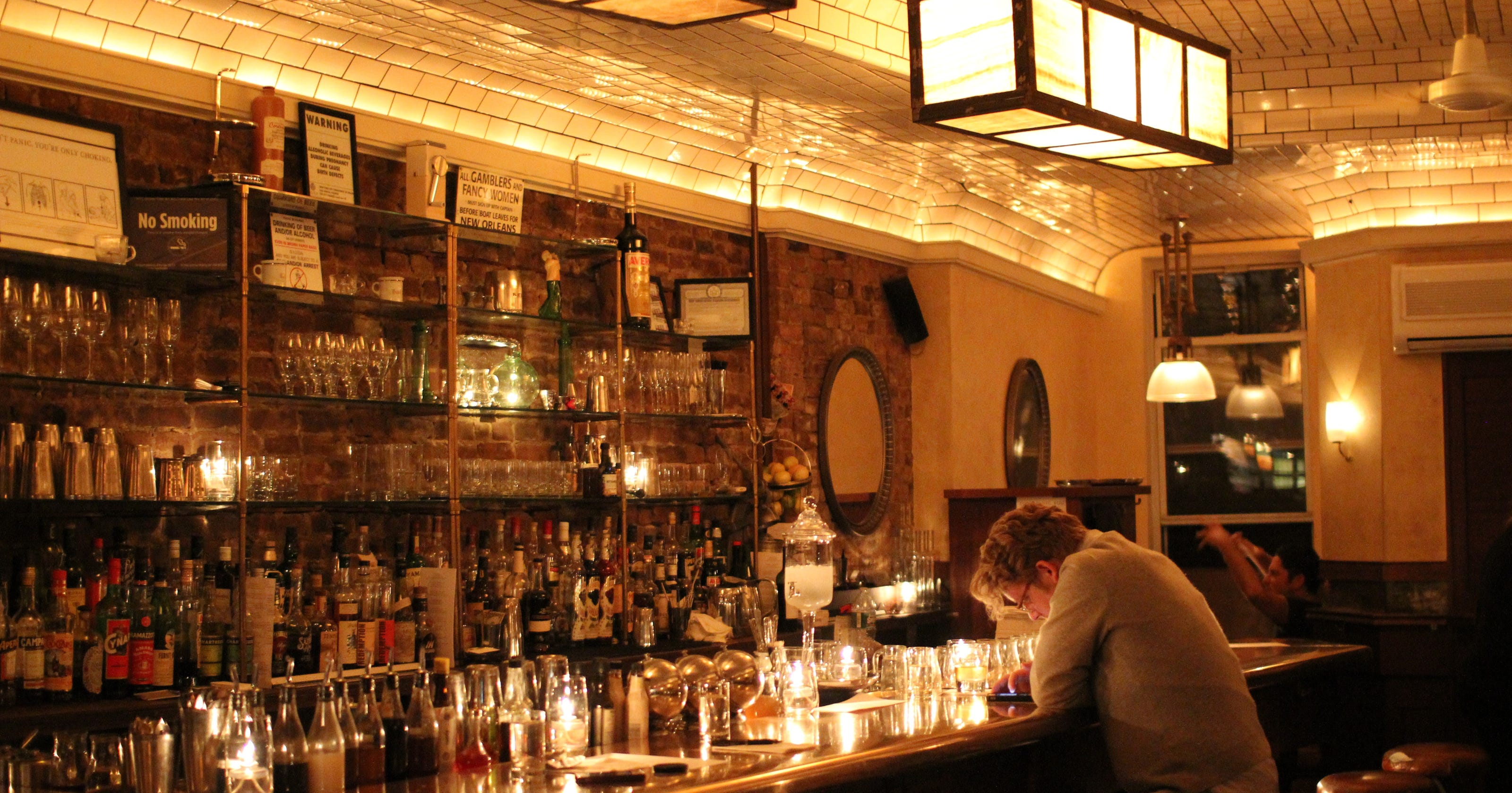NYC speakeasies: Drinking spots to escape city\'s bustle