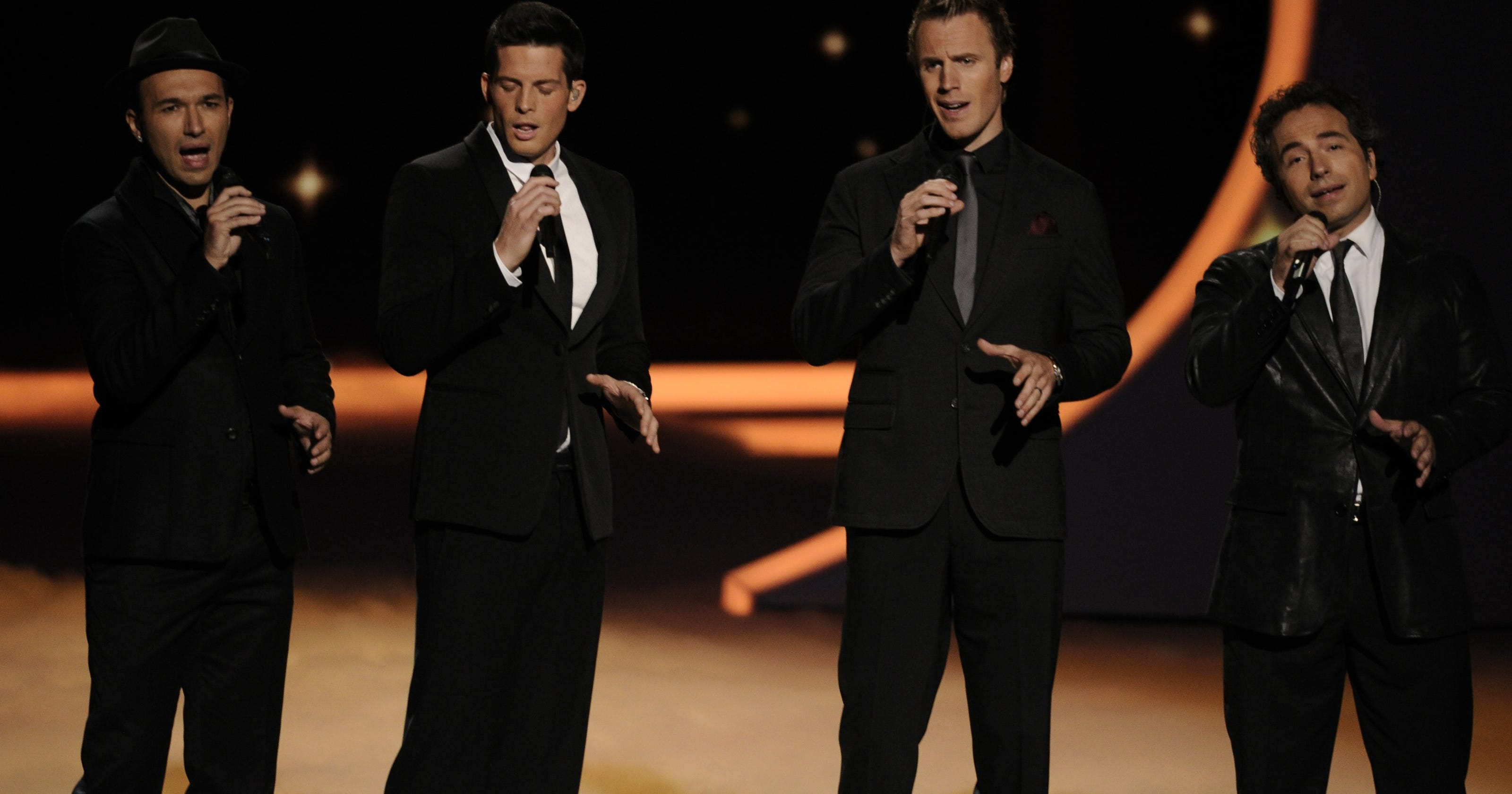 Free download: The Tenors' 'Lead With Your Heart'