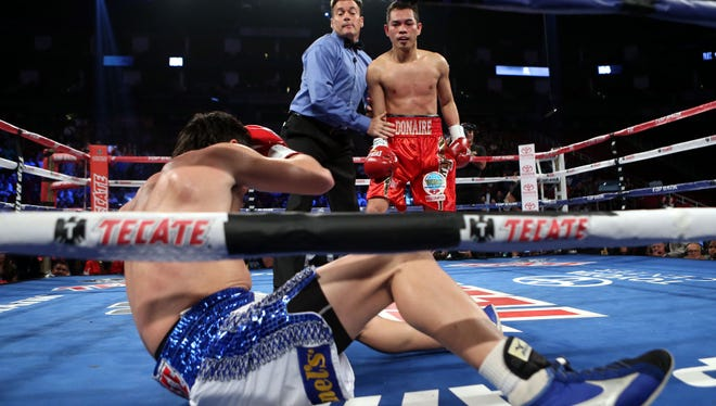 Nonito Donaire Knocks Out Jorge Arce To Retain Title