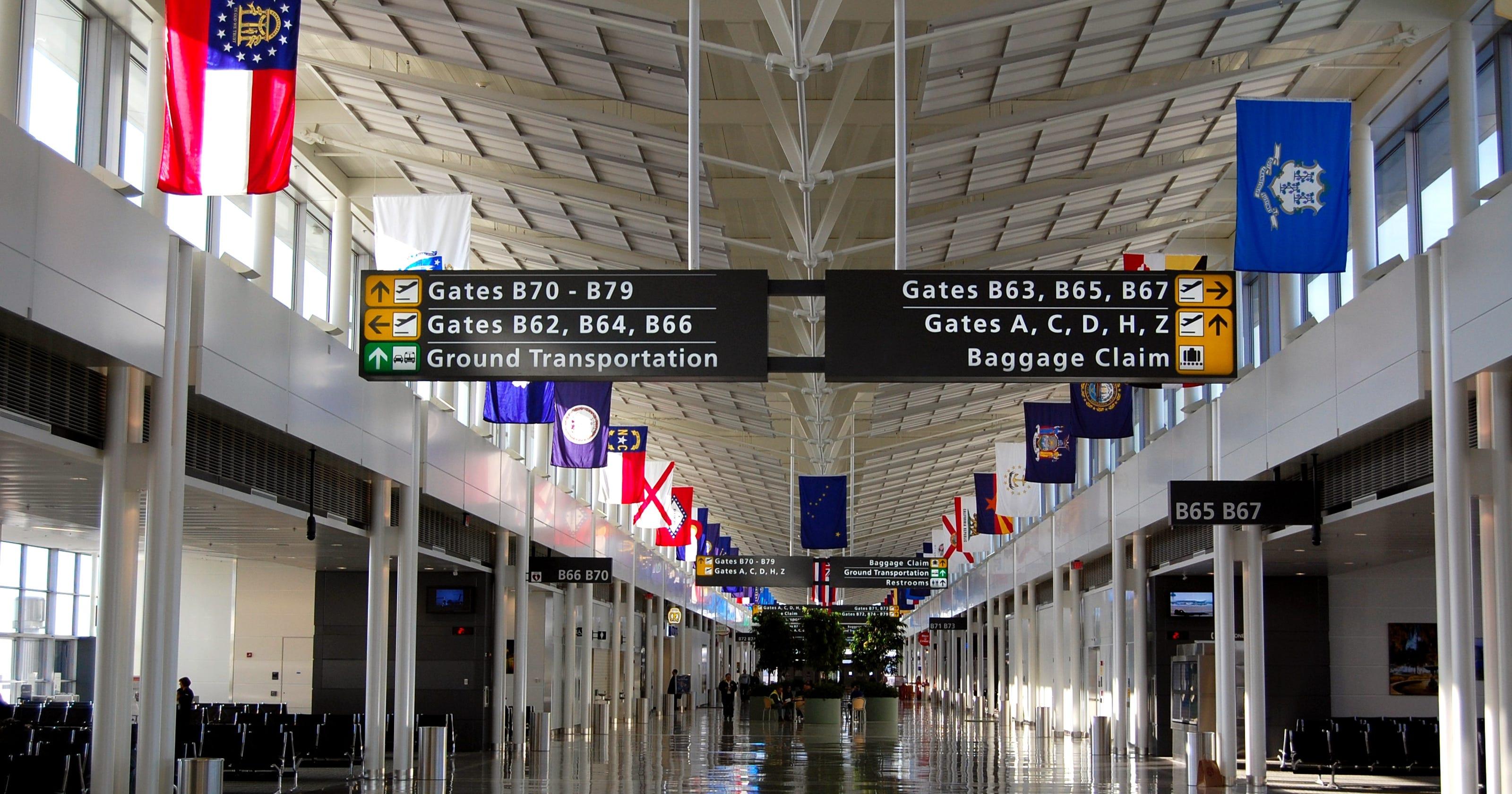 Washington Dulles International Airport Guide