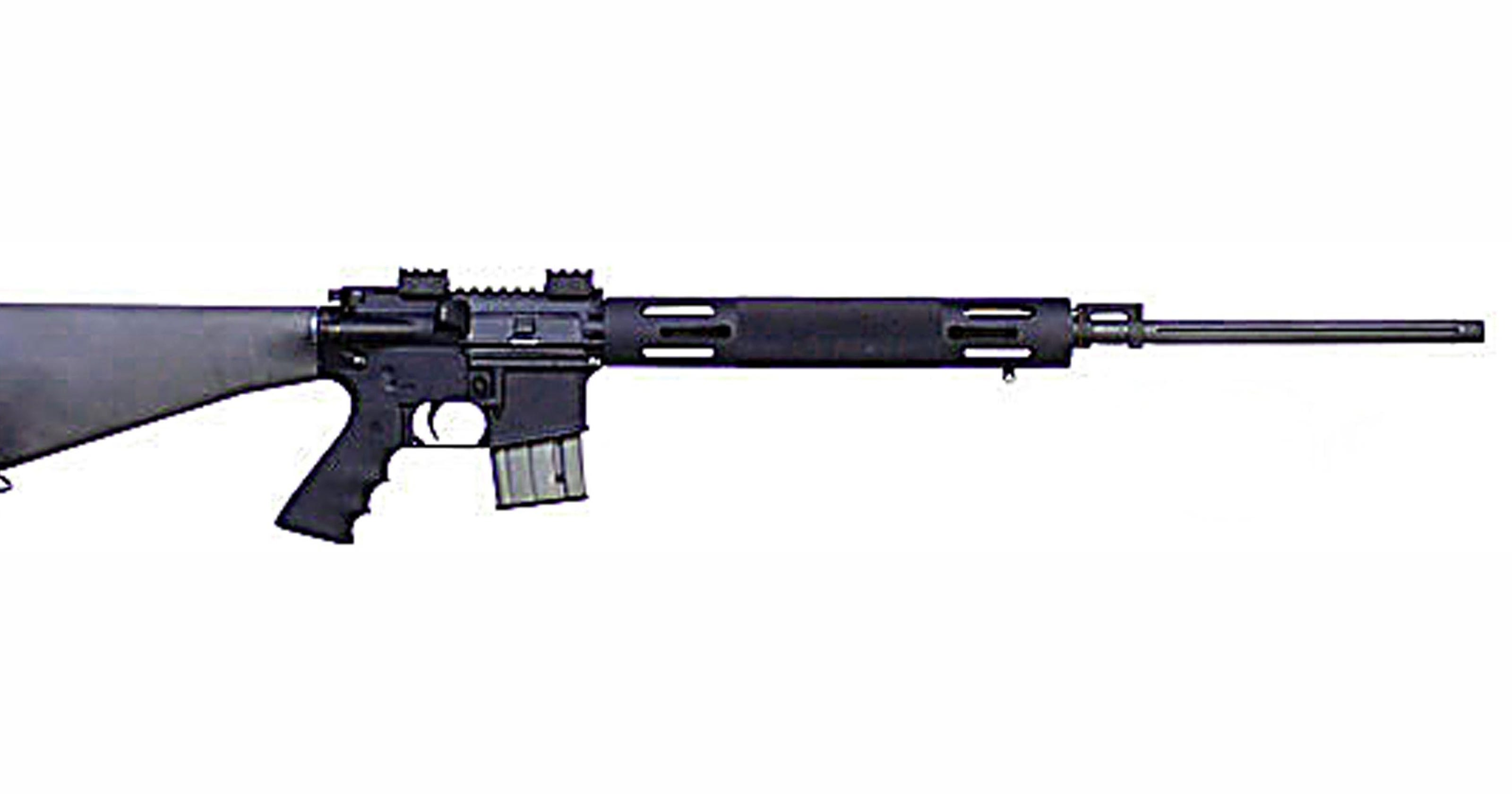 main gun in newtown also used in d c sniper shootings