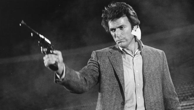 """Dirty Harry,"" starring Clint Eastwood, is one of 25 movies selected for inclusion this year in the National Film Registry."