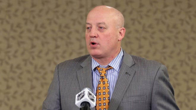 Deputy commissioner Bill Daly says there has to be a new reason to meet.