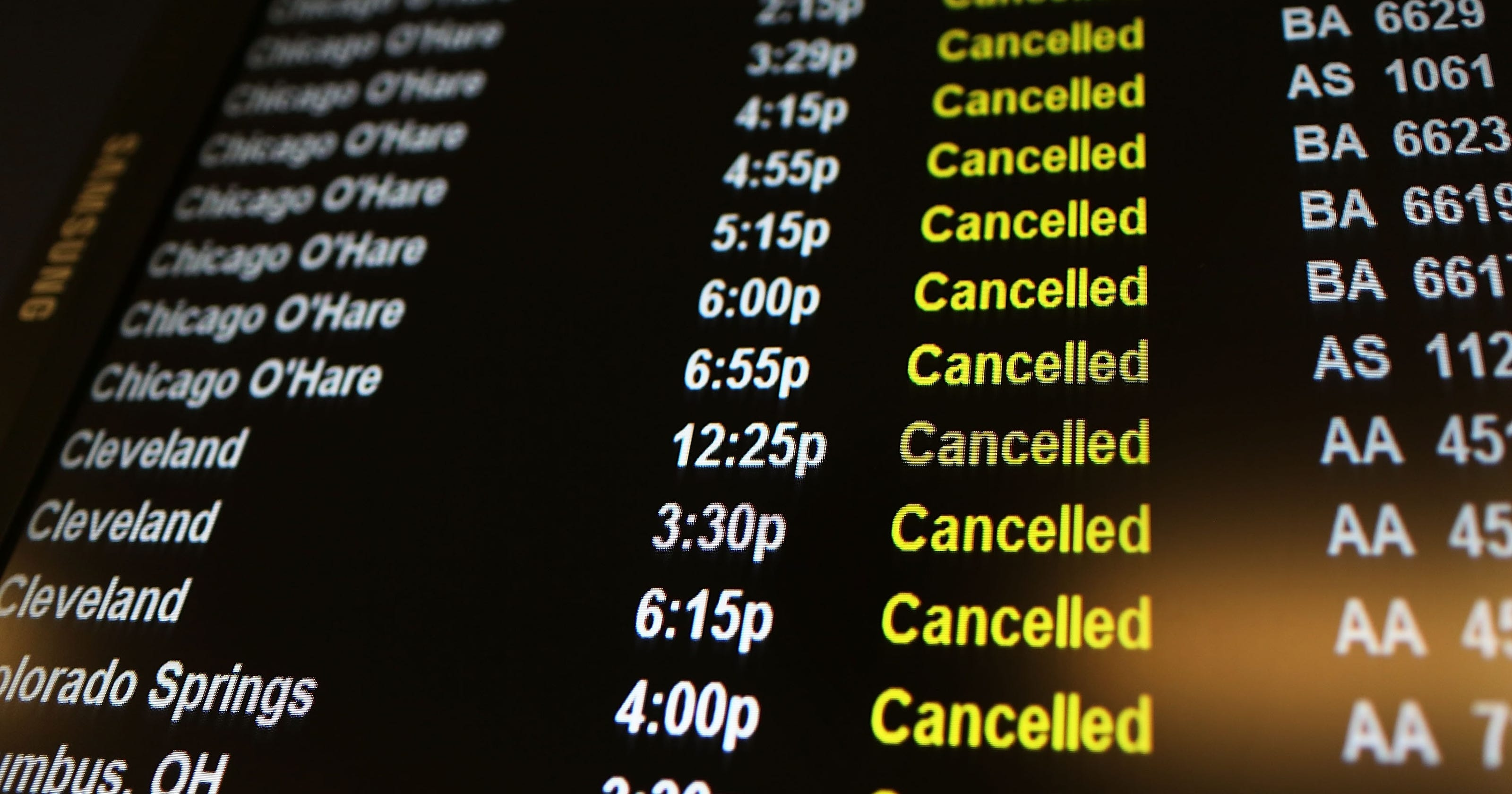 Ask Air Traffic Control Dealing With Weather Delays
